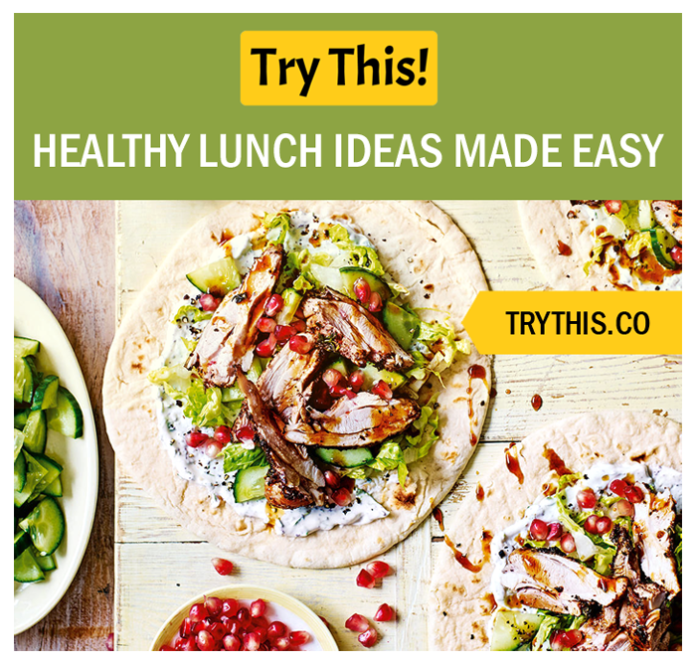 Healthy Lunch Ideas Made Easy