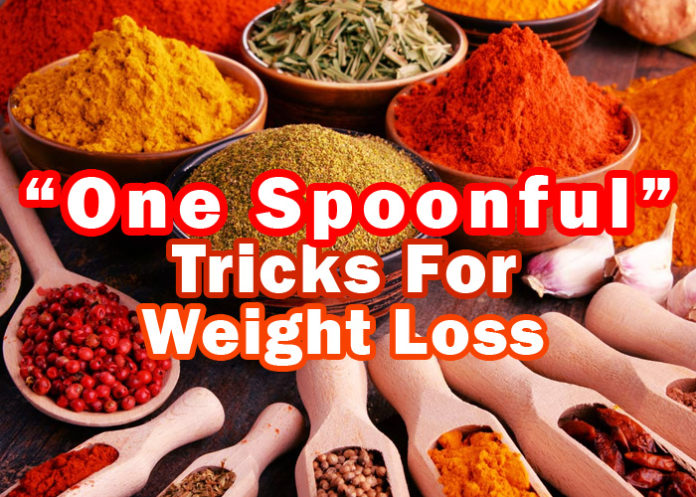 """""""One Spoonful"""" Tricks for Weight Loss"""