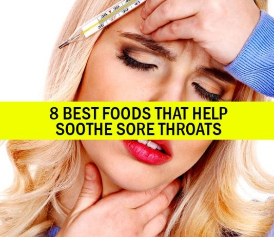 8 Foods That Help Soothe Sore Throats