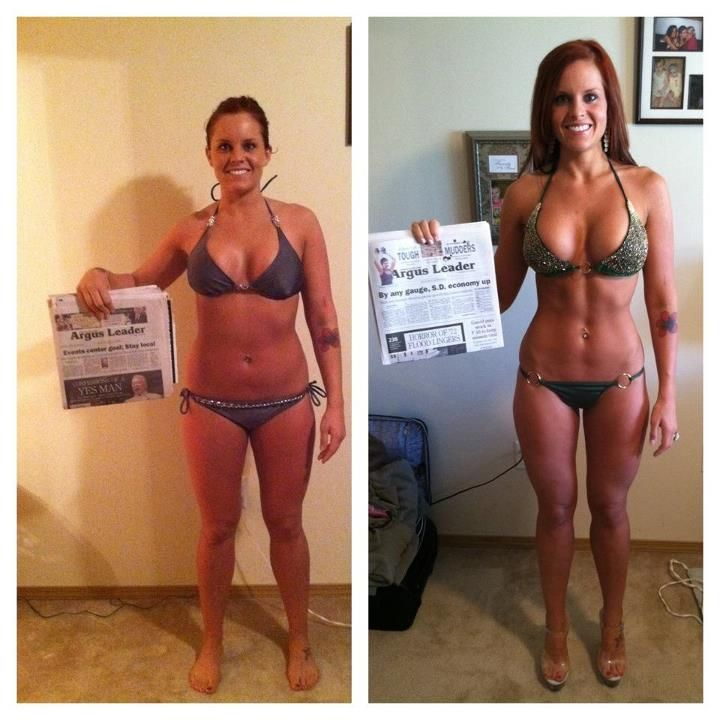Diets That Work Before and After