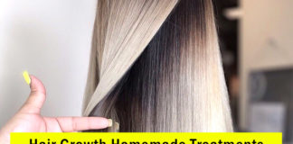 Top 10 Hair Growth Homemade Treatments