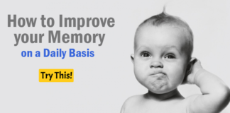 How to Improve your Memory on a Daily Basis