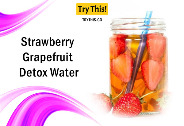Strawberry detox water is one of the most popular infused water recipes weve ever seen. A cold strawberry drink on a hot day really quenches your thirst. Find this Pin and more on diet by Jennifer Prolenski. 3 Sugar Free Healthy Drinks of Fruit Infusion Water Strawberry detox water is one of the most popular infused water recipes we've ever seen.