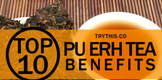 Top 10 Pu Erh Tea Health Benefits
