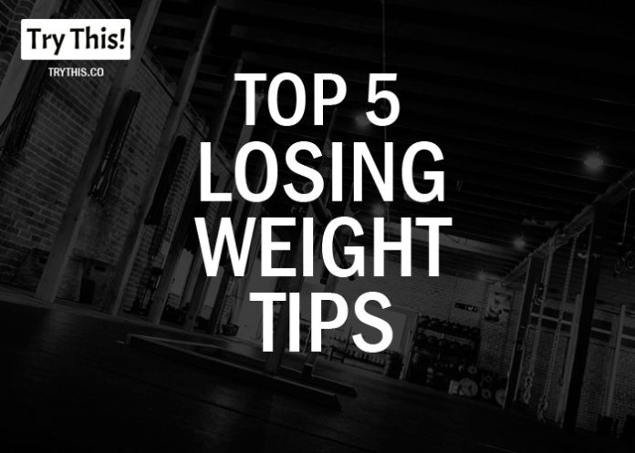 Top 5 Losing Weight Tips That Actually Work