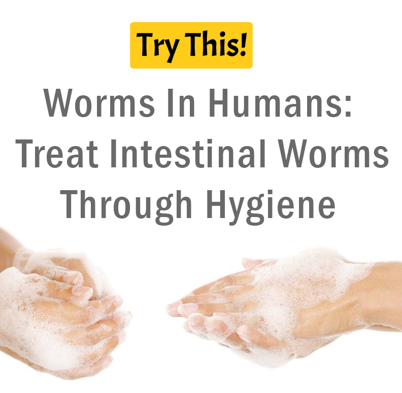 treatment for worms in adults