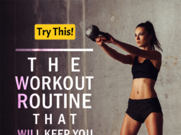 Daily Workout Plan: The Workout Routine That Will Keep You Fit