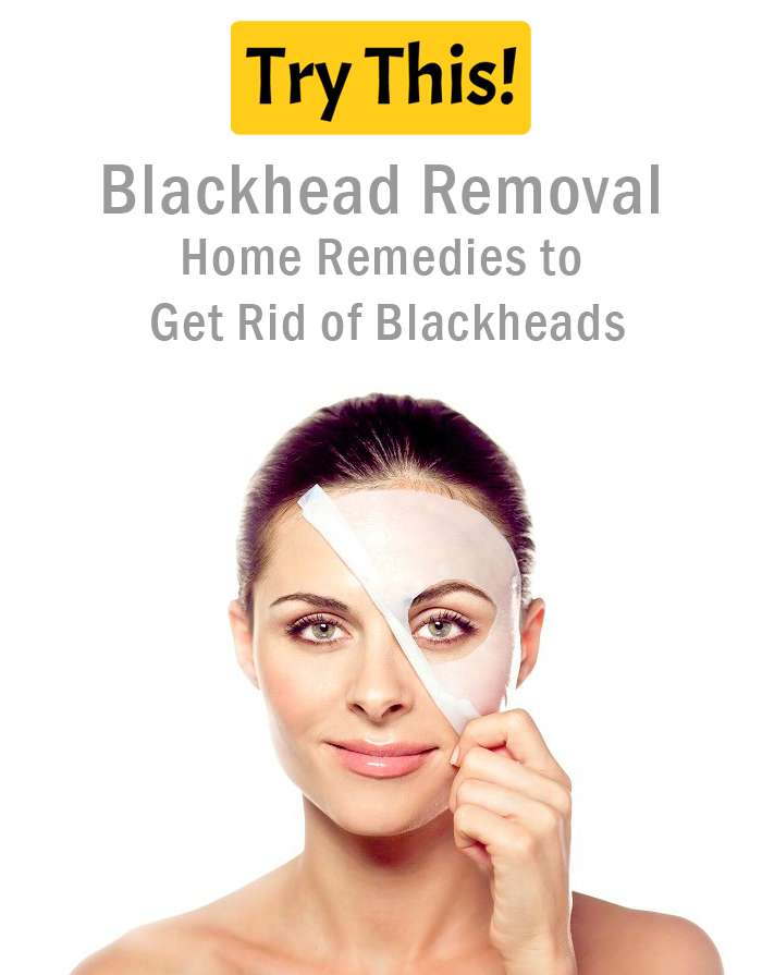 Foods That Get Rid Of Blackheads