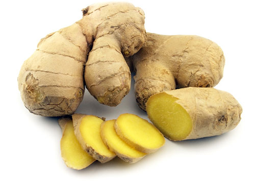 Ginger as a Home Remedies for Cold