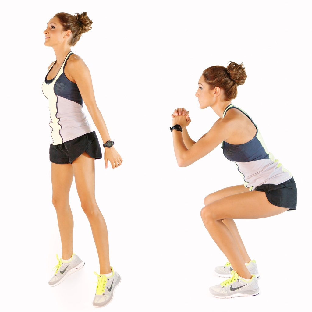 Jump Squats as a Fat Burning Exercise