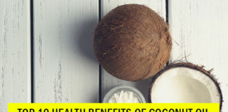 Top 10 Health Benefits of Coconut Oil