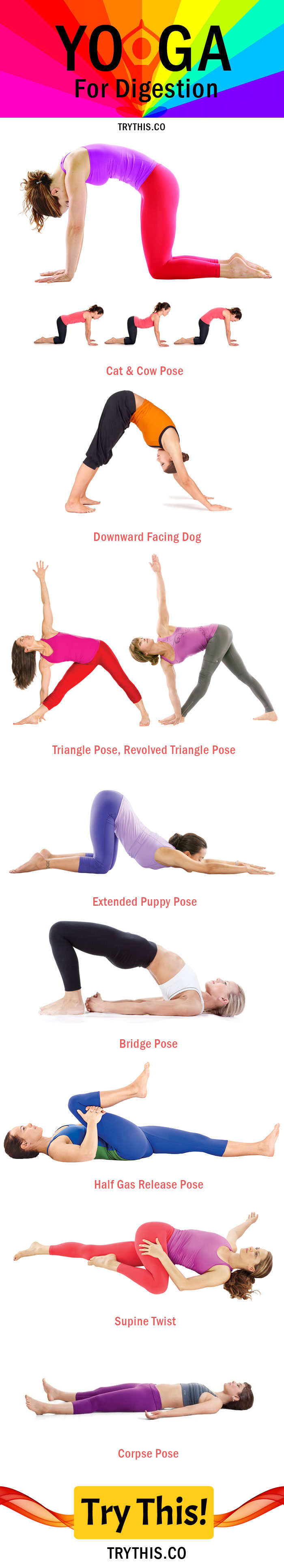 Yoga For Digestion