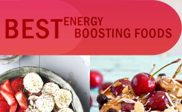 10 Best Energy Boosting Foods
