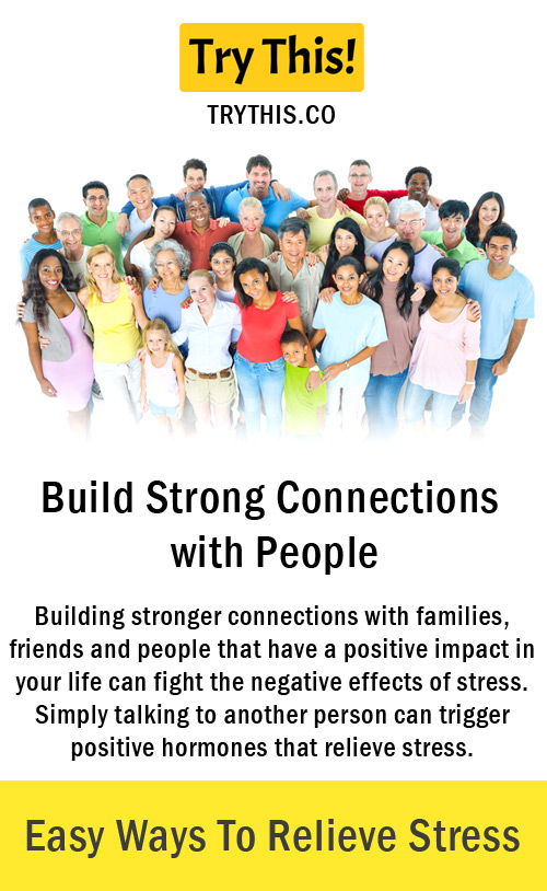 Build Strong Connections with People