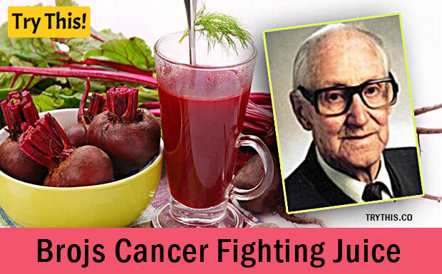 Brojs Cancer Fighting Juice