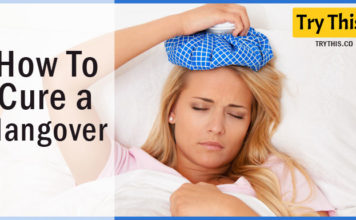 Hangover Cure: How To Cure a Hangover