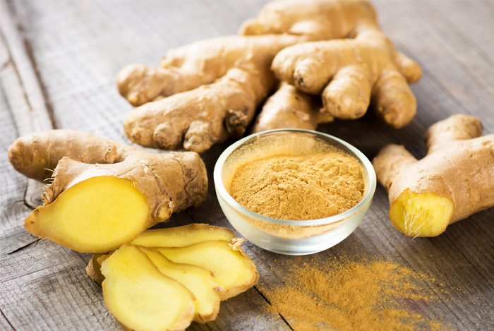 Ginger as Medicine for Anxiety