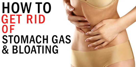 How To Get Rid of Gas & Bloating