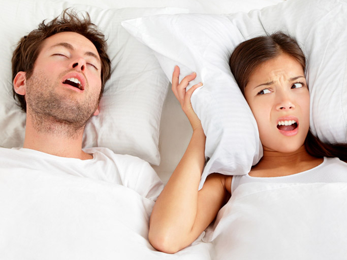 Snoring as a Cause of Bad Breath