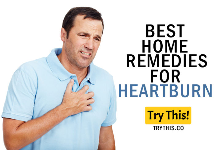 Best 15 Home Remedies for Heartburn