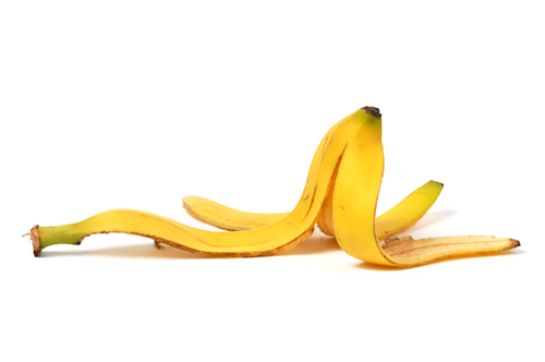 Banana Peel as a Home Remedy for Skin Tags