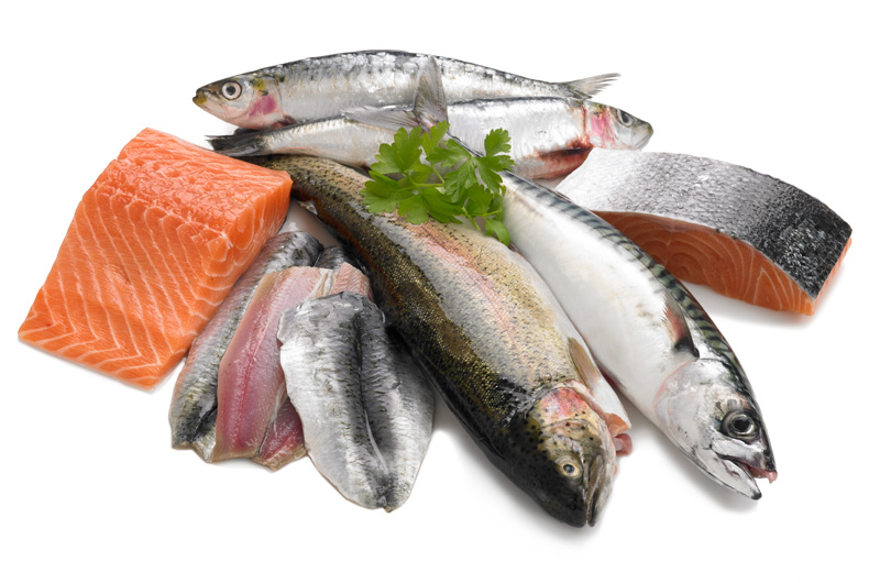 Fatty Fish as a Anti-Inflammatory Food