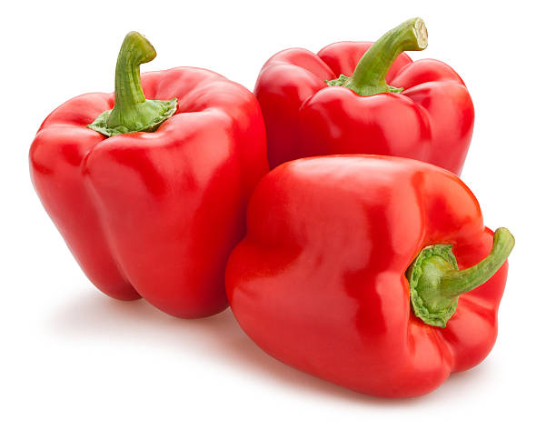 Red Bell Peppers as a Anti-Inflammatory Food