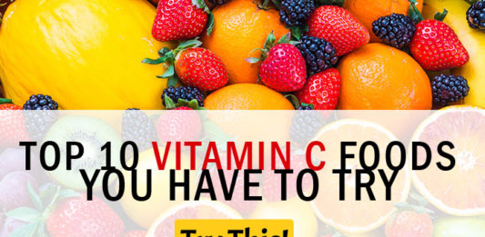 Vitamin C Deficiency? Top 10 Vitamin C Foods You Have to Try Before Supplements