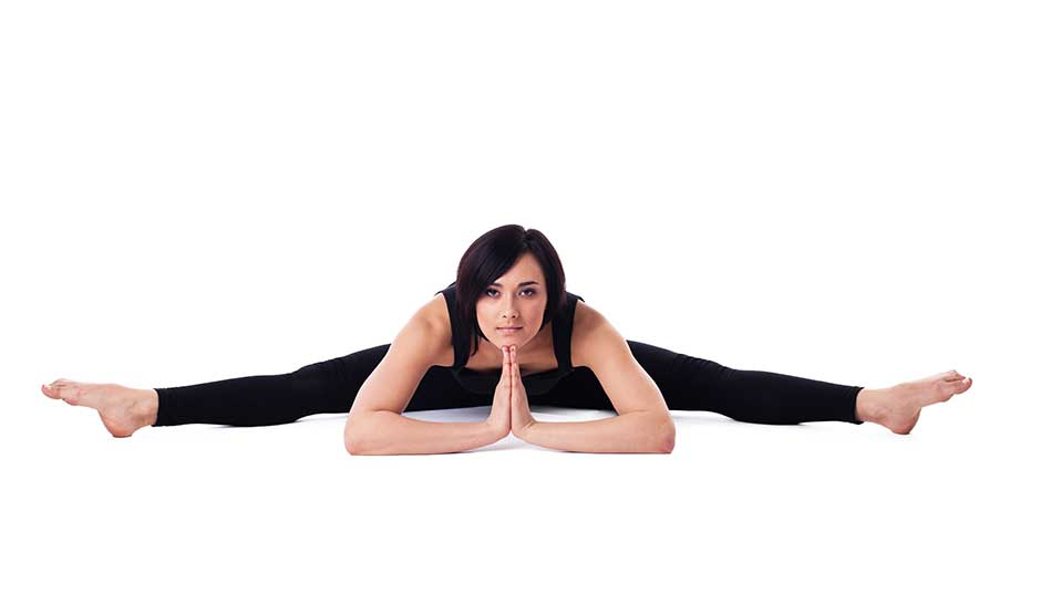 Wide Angle-Seated Forward Bend
