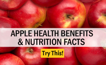 Apple Health Benefits and Nutrition Facts