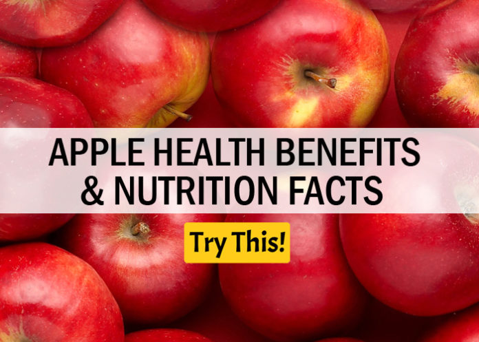 Top 10 Apple Health Benefits And Nutrition Facts Health Tips