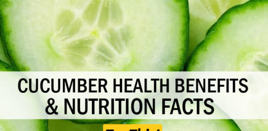 Cucumber Health Benefits and Nutrition Facts