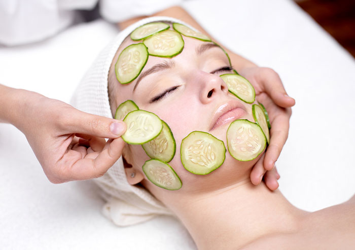 Cucumber is Good for Your Skin