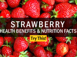 Strawberry Health Benefits and Nutrition Facts