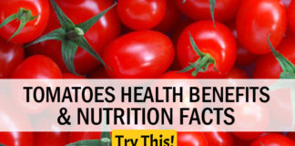Tomatoes Health Benefits and Nutrition Facts