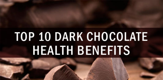 Top 10 Dark Chocolate Health Benefits
