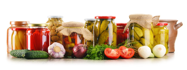 Consume More Fermented Foods