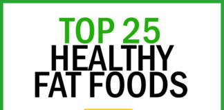Top 25 Healthy Fat Foods