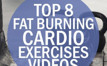 Top 8 Fat Burning Cardio Exercises Videos