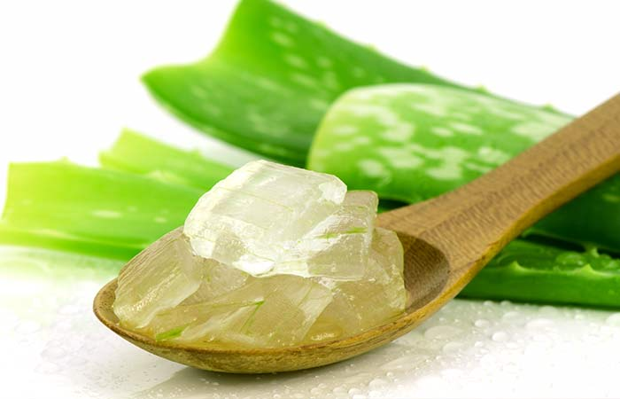 Aloe Vera Juice Enhances Skin Health
