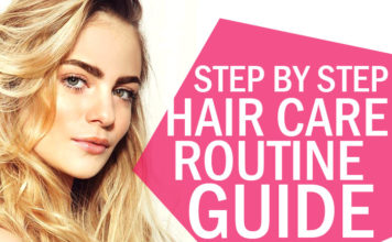 How to Start a Hair Care Routine? Step by Step Hair Care Routine Guide