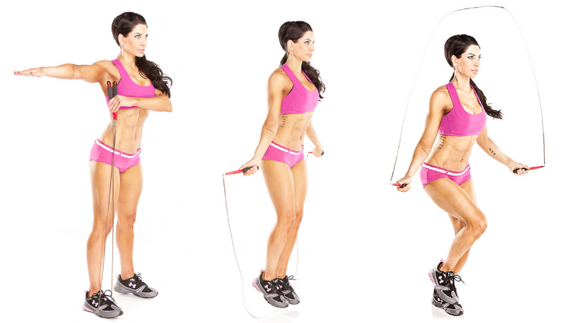 Top 10 Fat Burning Cardio Exercises - Jumping Rope