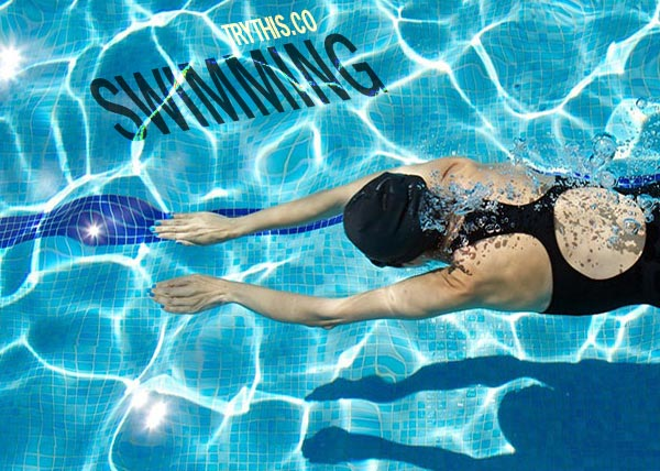 Top 10 Fat Burning Cardio Exercises - Swimming