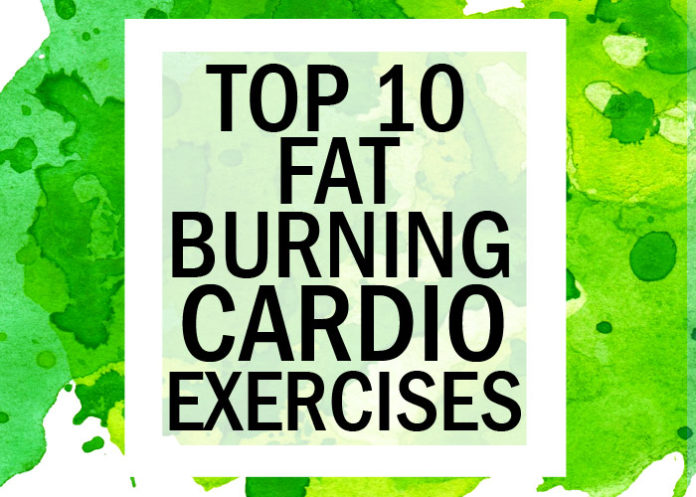 Top 10 Fat Burning Cardio Exercises