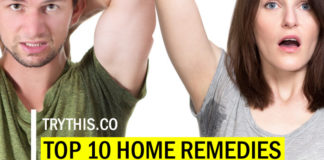 Top 10 Home Remedies for Hyperhidrosis
