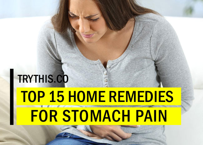 Top 15 Home Remedies for Stomach Pain