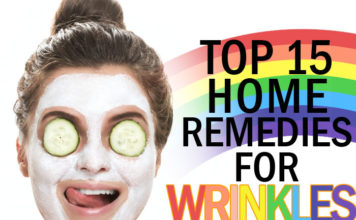 Top 15 Home Remedies for Wrinkles