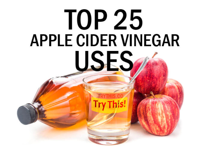 Top 25 Apple Cider Vinegar Uses