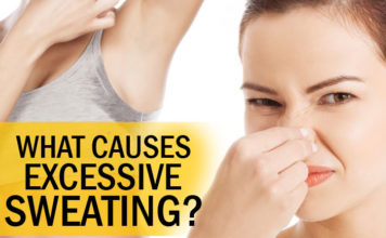 What Causes Excessive Sweating? Top 10 Causes of Excessive Sweating
