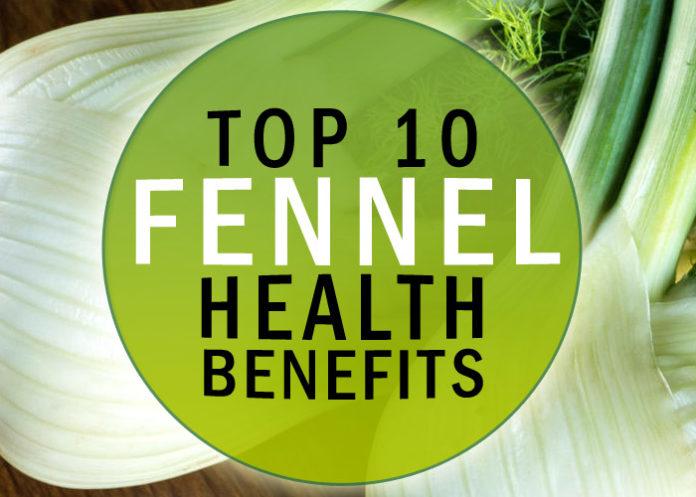 Top 10 Fennel Health Benefits